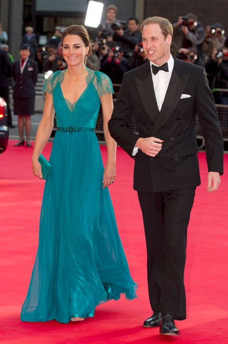 La duchesse Catherine de Cambridge, le 11 mai 2012