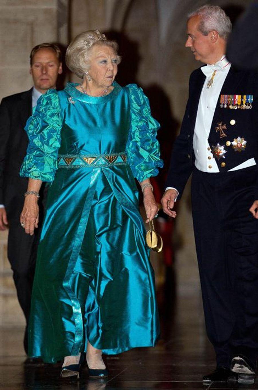 La princesse Beatrix des Pays-Bas, le 24 juin 2015