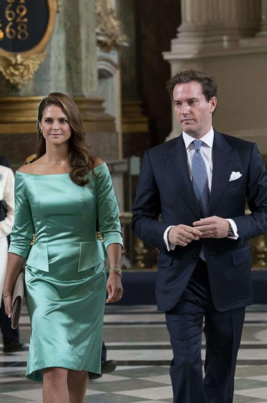La princesse Madeleine de Suède, le 19 mai 2013