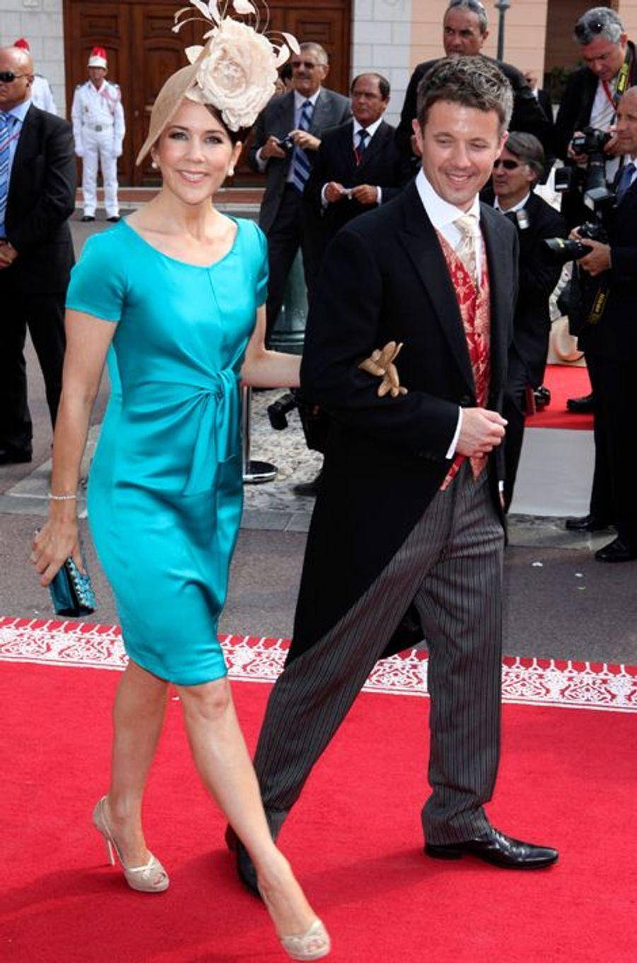 La princesse Mary de Danemark, le 2 juillet 2011