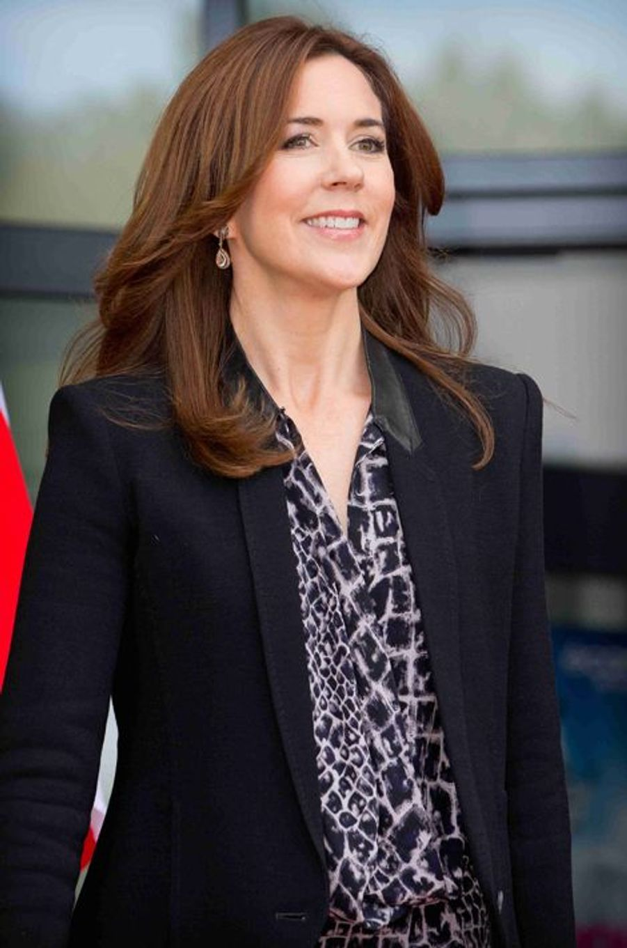 La princesse Mary de Danemark, le 8 octobre 2014