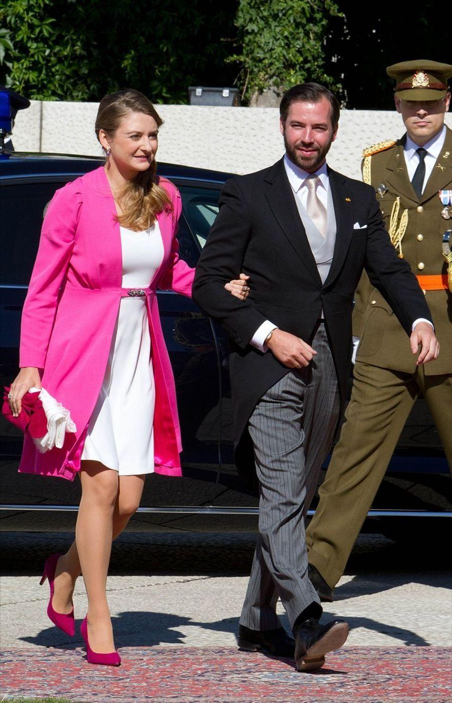 La famille du Grand-Duché fête le Luxembourg