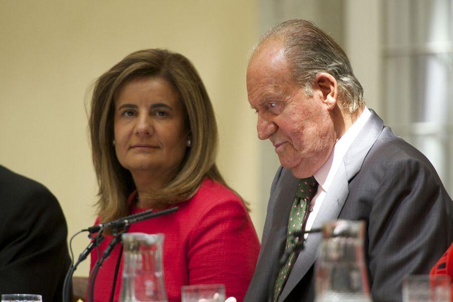 Juan-Carlos, c'était la dernière audience