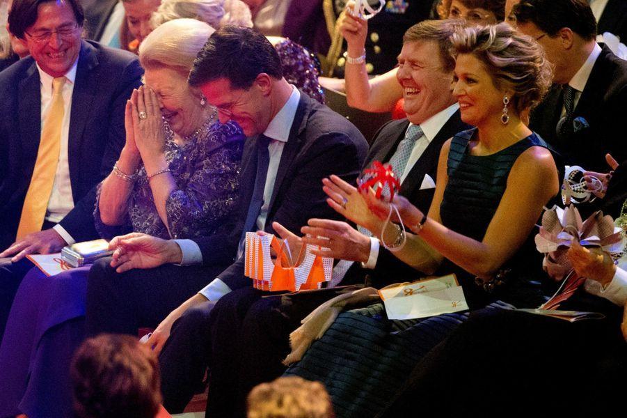 """Merci pour tout Beatrix !"""