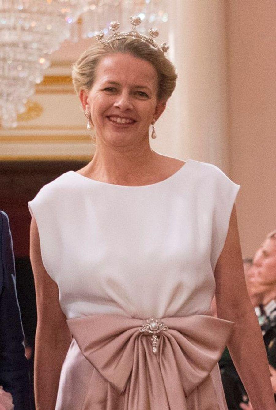 La princesse Mabel, veuve du prince Friso des Pays-Bas, fêtera ses 50 ans le 11 août 2018.