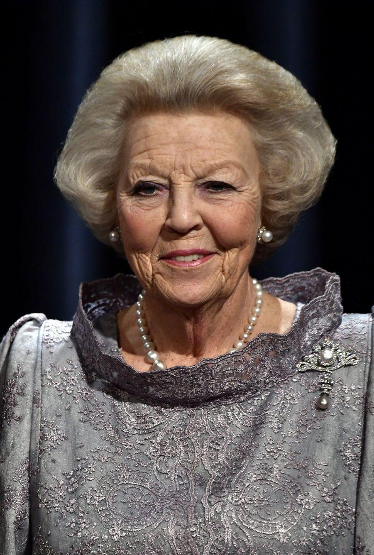 L'ancienne reine des Pays-Bas Beatrix fêtera ses 80 ans le 31 janvier 2018.