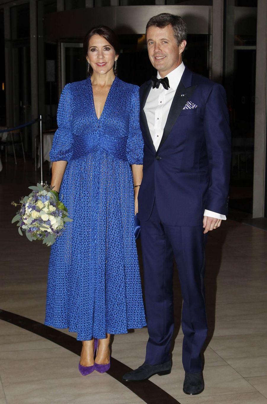 2019 - 15 ans de mariage pour le prince héritier Frederik de Danemark et la princesse Mary