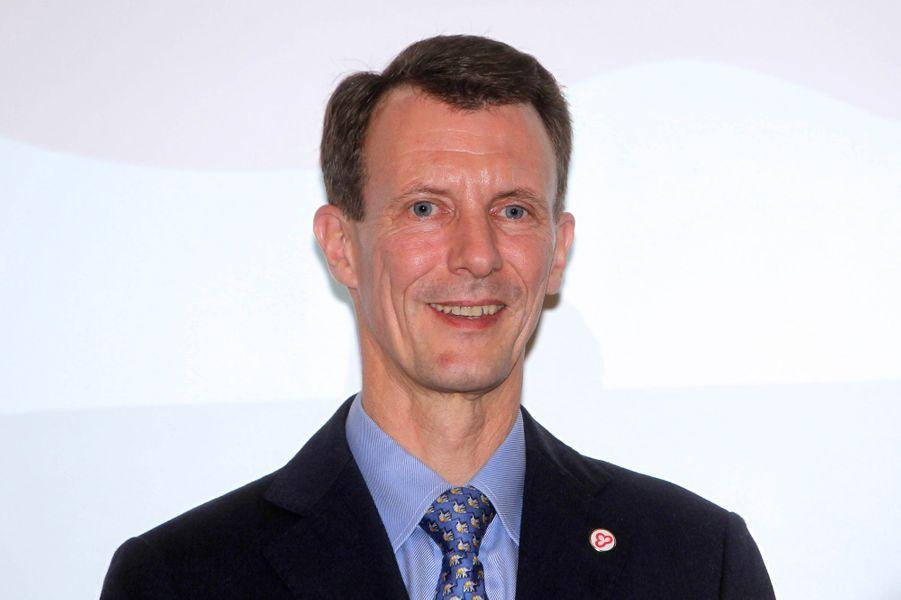 2019 - 50 ans du prince Joachim de Danemark