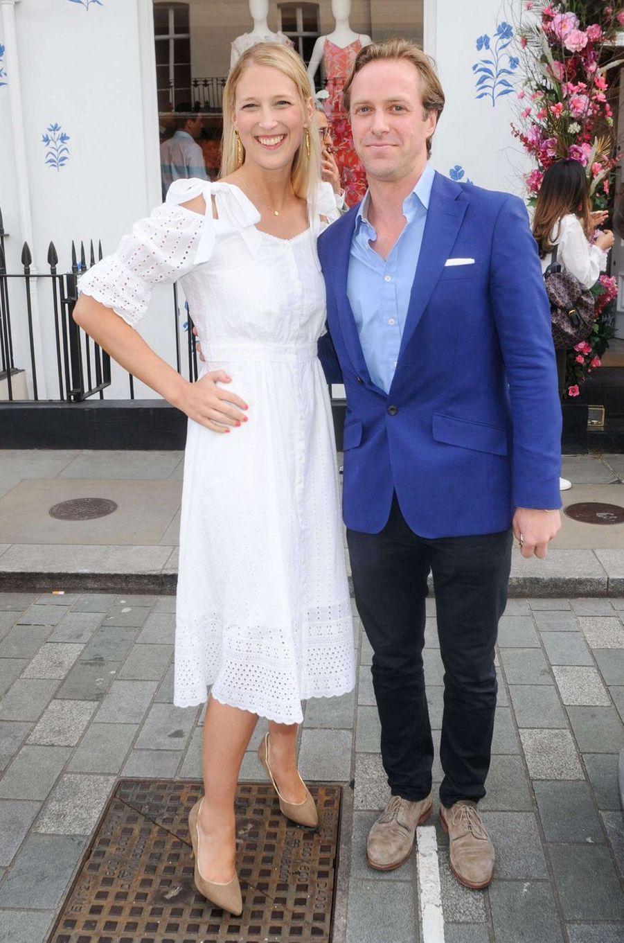 2019 - Lady Louise Windsor épousera Thomas Kingston
