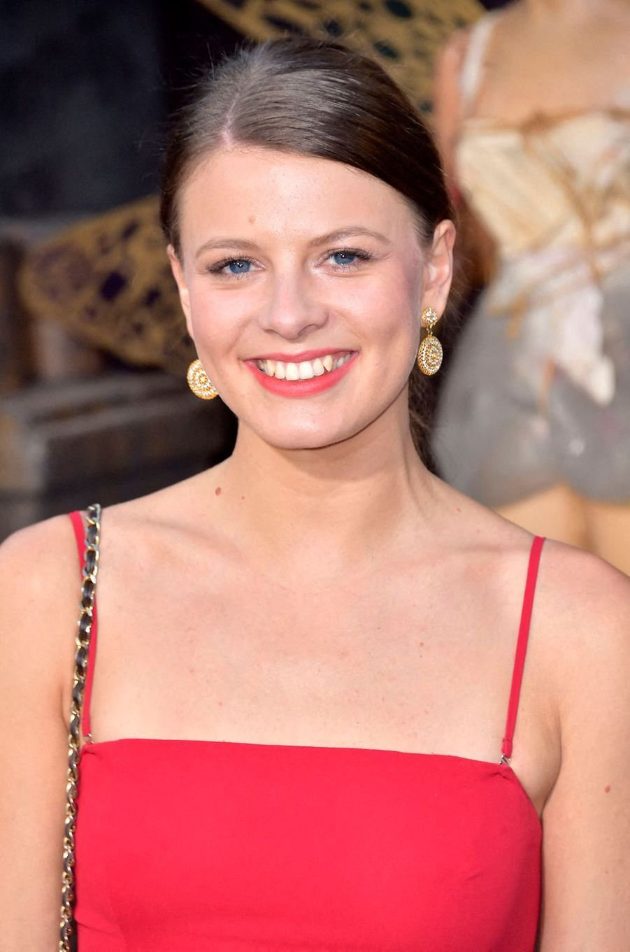 Flora Alexandra Ogilvy, petite-fille de la princesse Alexandra de Kent, (ici le 21 août 2019) va se marier en 2020