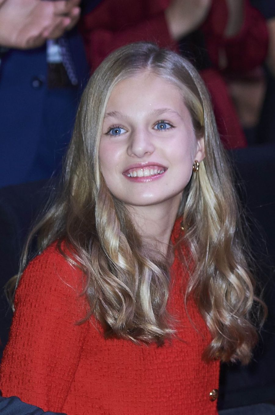 La princesse Leonor d'Espagne (ici le 4 novembre 2019) va fêter ses 15 ans en 2020
