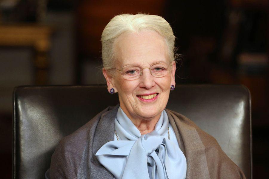 La reine Margrethe de Danemark (ici le 31 décembre 2019) va fêter ses 80 ans en 2020