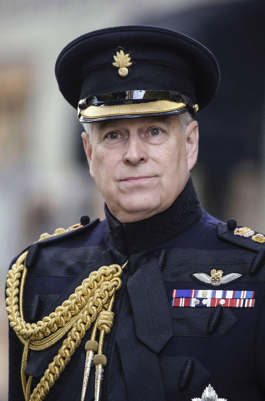 Le prince Andrew, duc d'York, (ici le 7 septembre 2019) va fêter ses 60 ans en 2020