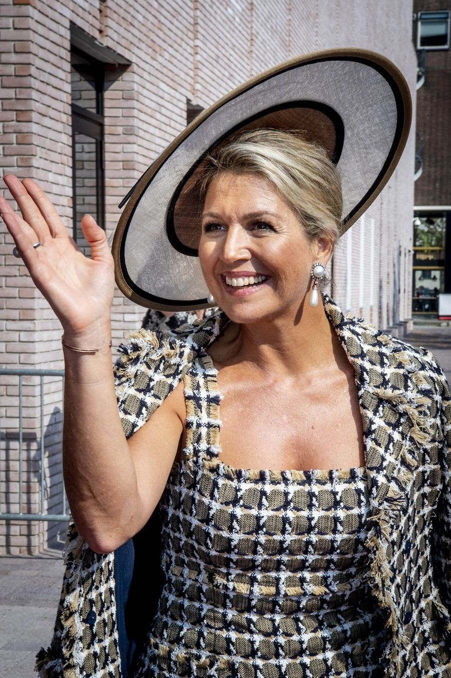 La reine Maxima des Pays-Bas (ici le 16 septembre 2020) va fêter ses 50 ans en 2021