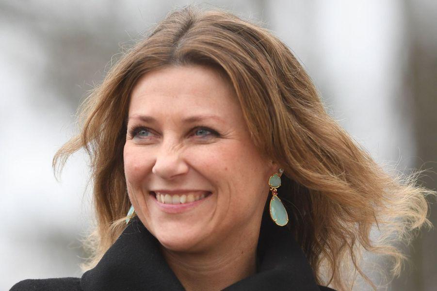 La princesse Märtha Louise de Norvège (ici le 7 mars 2018) va fêter ses 50 ans en 2021