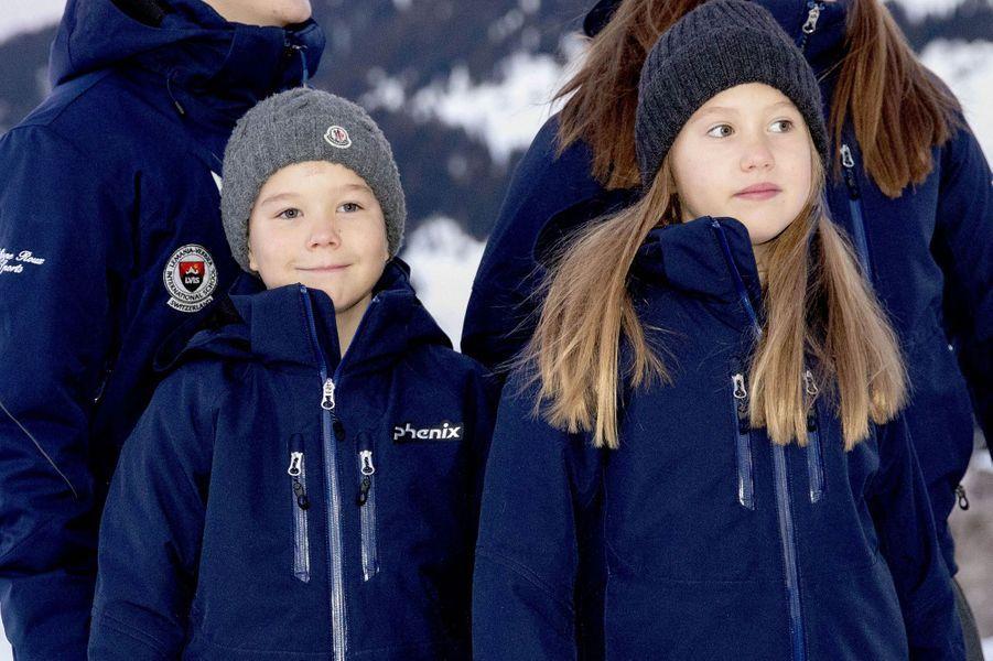 Le prince Vincent et la princesse Joséphine de Danemark(ici le 6 janvier 2020) vont fêter leurs 10 ans en 2021