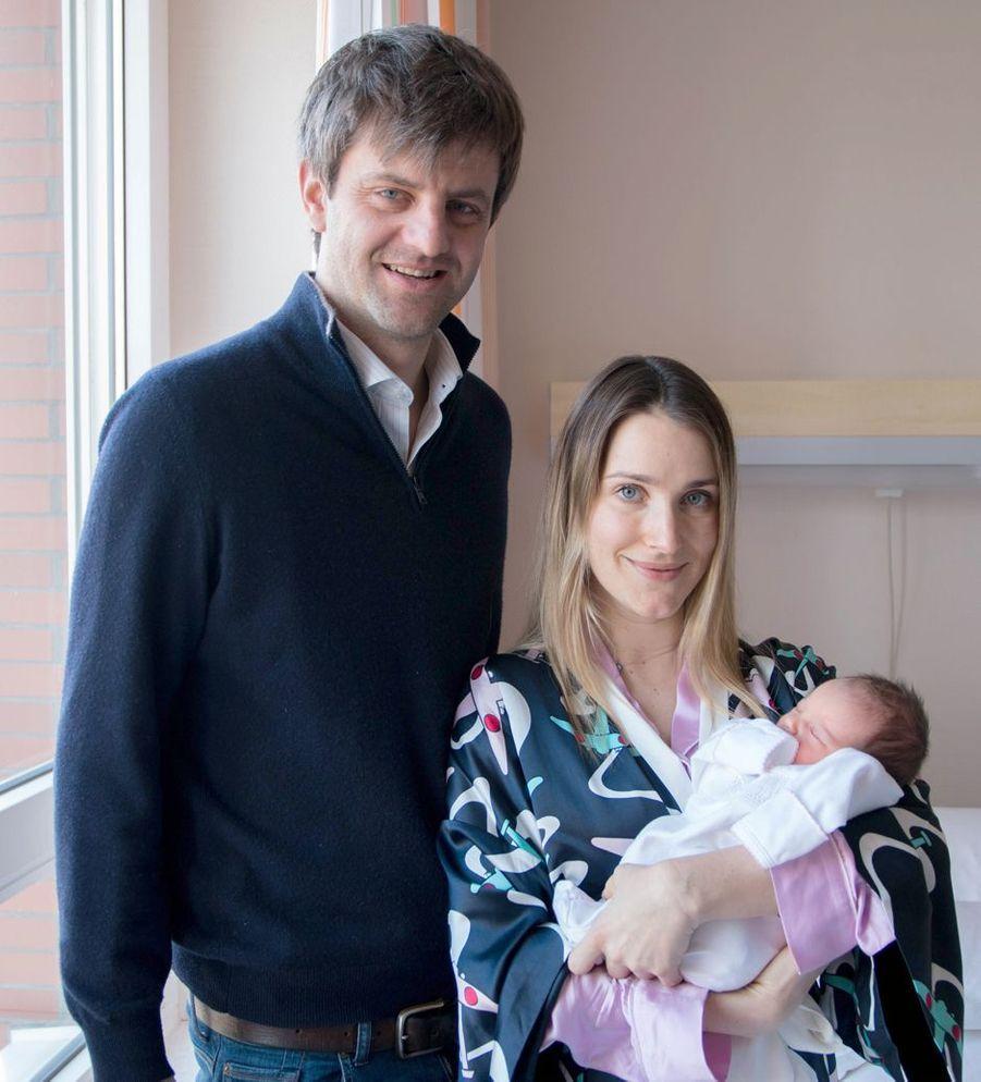 Le mariage du prince Christian de Hanovre et d'Alessandra de Osma, le 25 février 2018