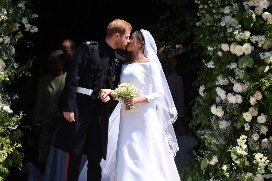 Le mariage du prince Harry et de Meghan Markle, le 19 mai 2018