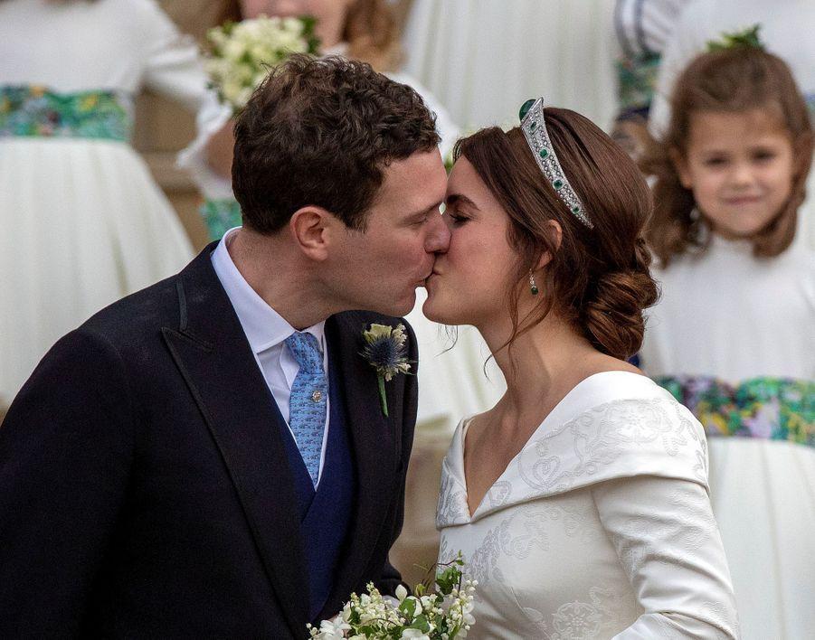 Le mariage de la princesse Eugenie et de Jack Brooksbank, le 12 octobre 2018