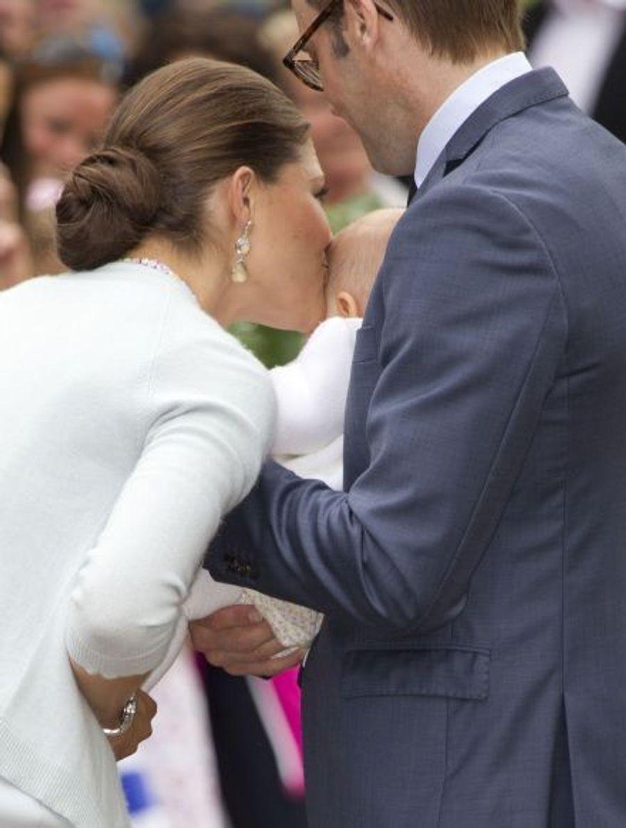 Un bisou de la princesse à la princesse