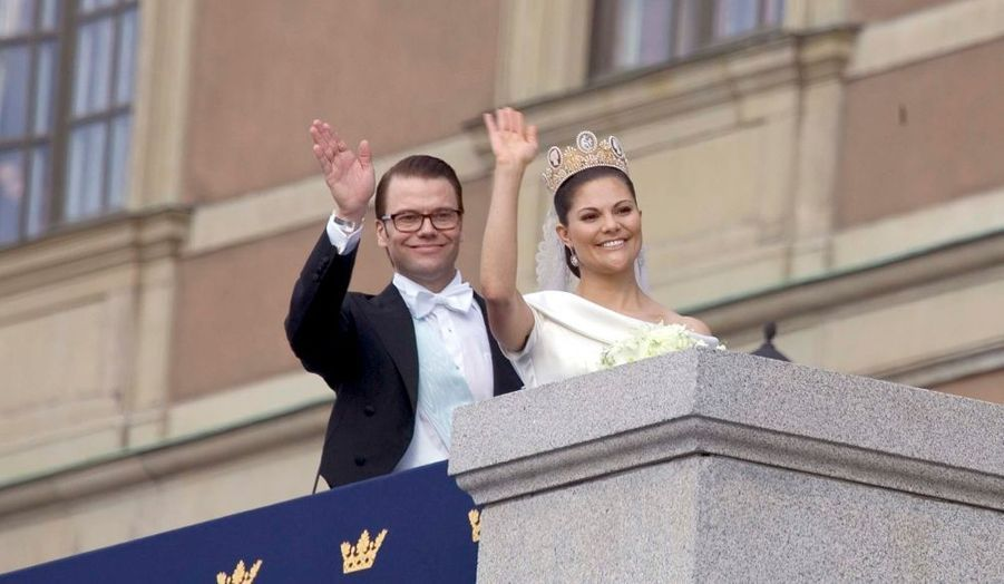 En juin 2010, Victoria de Suède a épousé l'élu de son cœur, Daniel Westling. Retour sur une décennie d'amour.