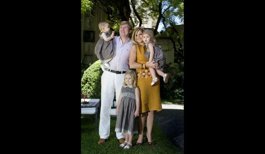 En famille, en 2007