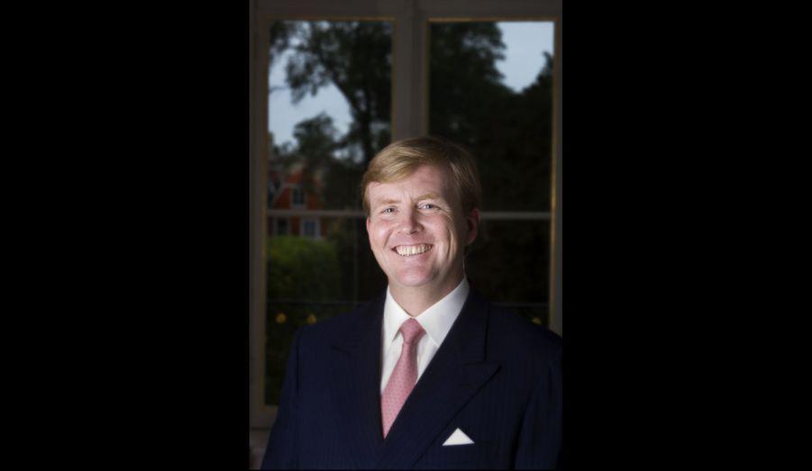 Willem-Alexander, en 2008
