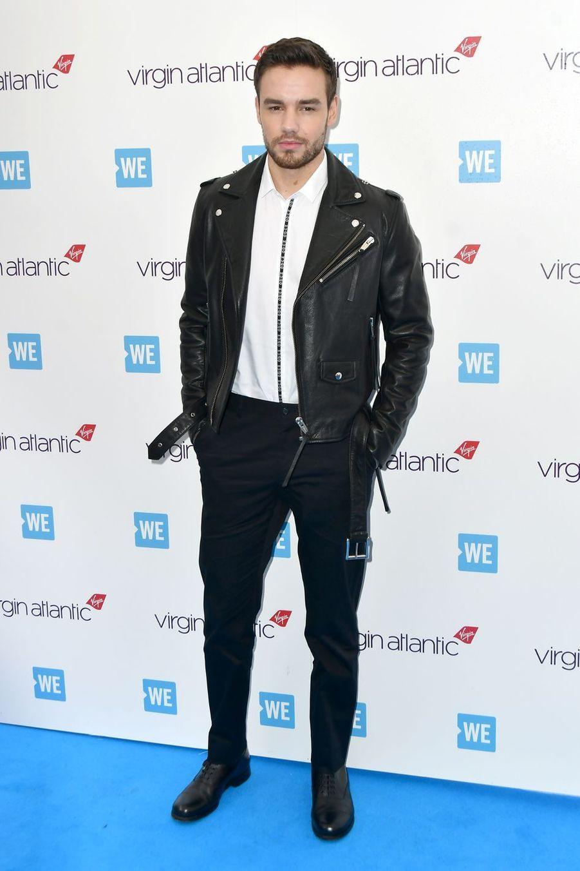 Liam Payne à Wembley le 6 mars 2019 lors du WE Day UK