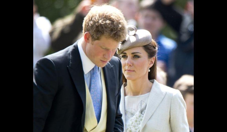 Harry et Kate