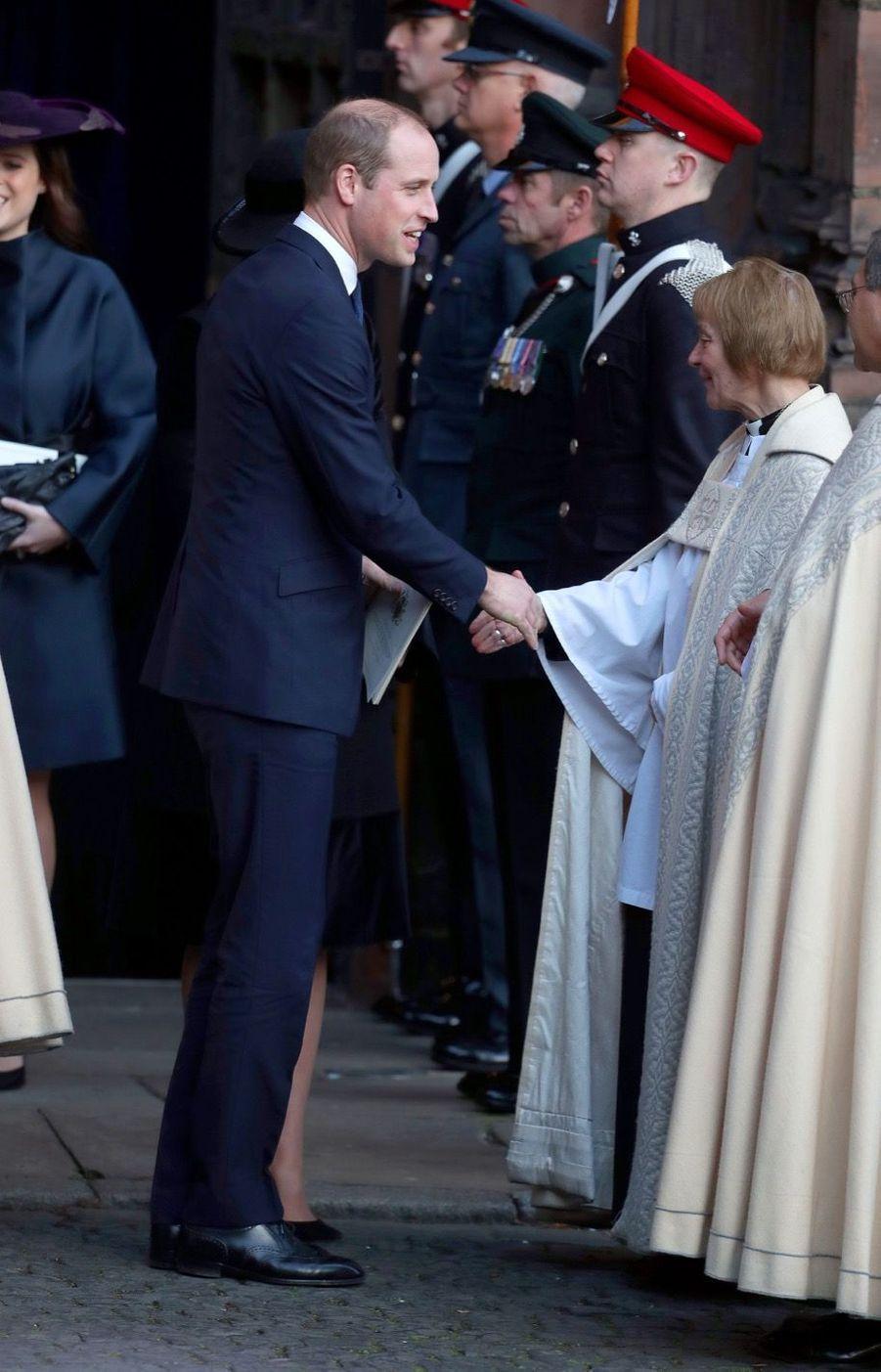 Dernier Hommage Au Duc De Westminster 12