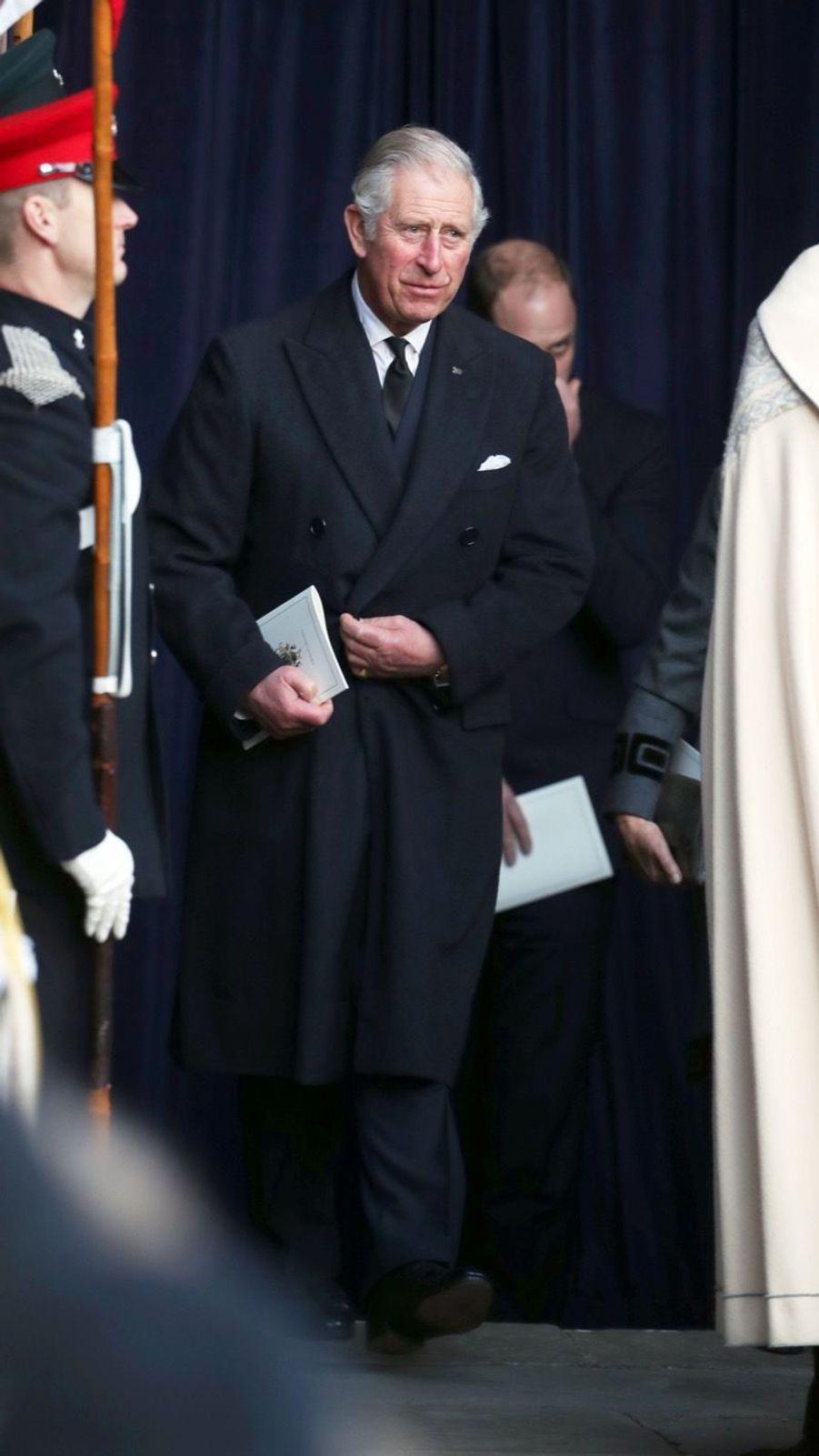 Dernier Hommage Au Duc De Westminster 17