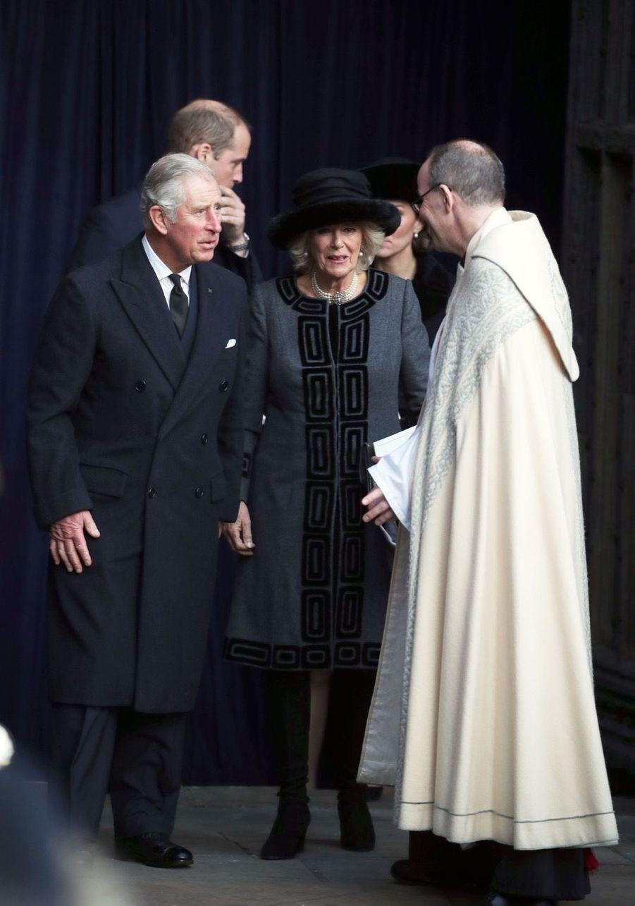 Dernier Hommage Au Duc De Westminster 18