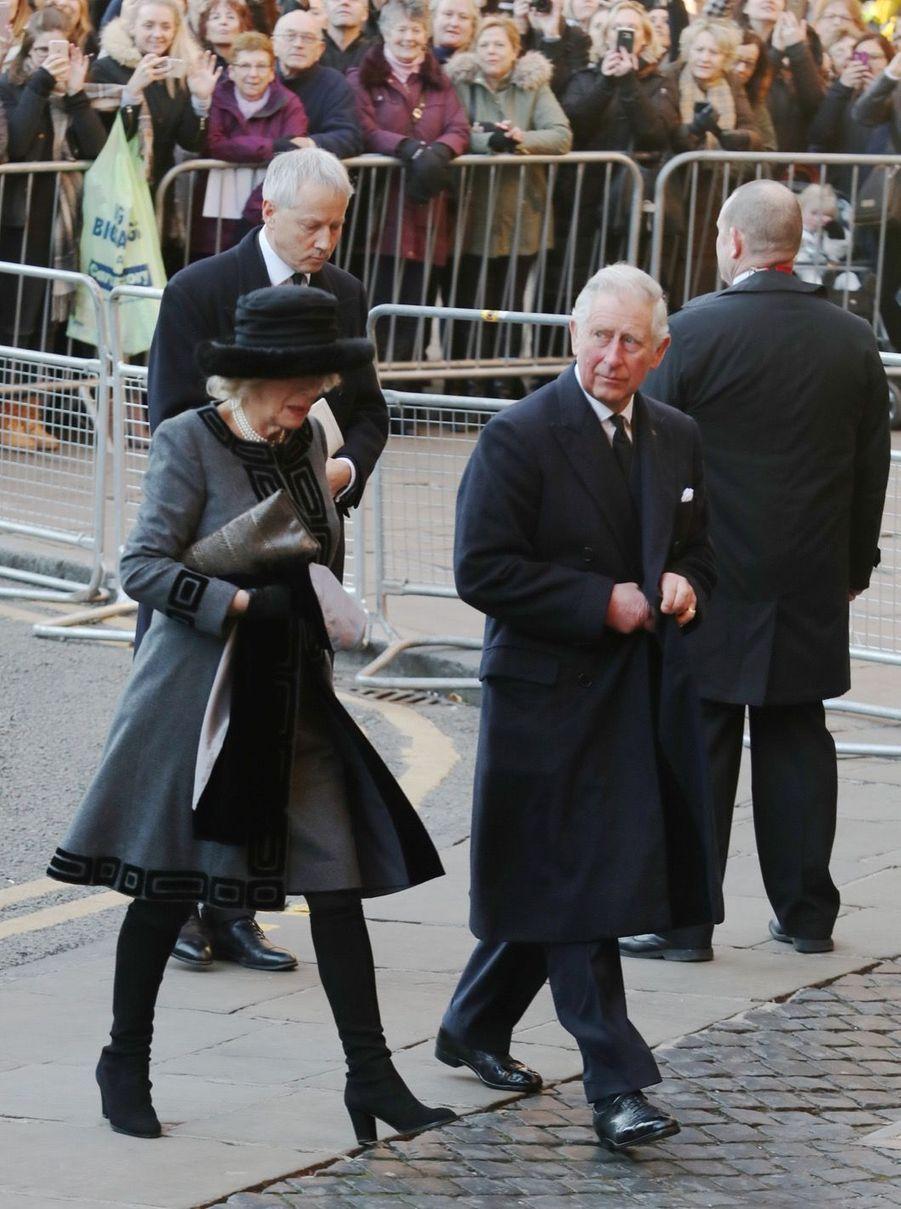 Dernier Hommage Au Duc De Westminster 5