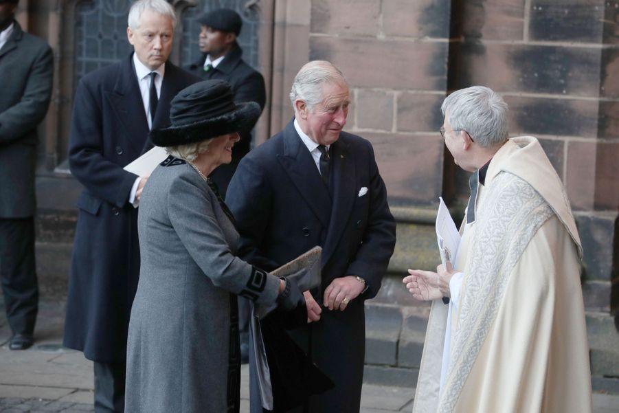 Dernier Hommage Au Duc De Westminster 6