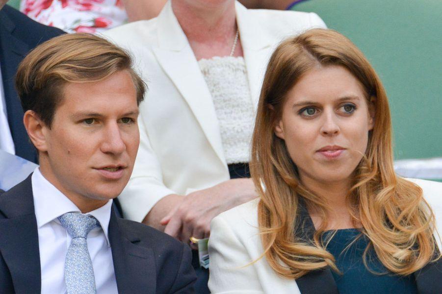 A Wimbledon, en 2014