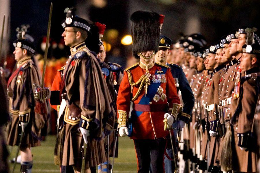 Le prince Charles à Toronto, le 5 novembre 2009