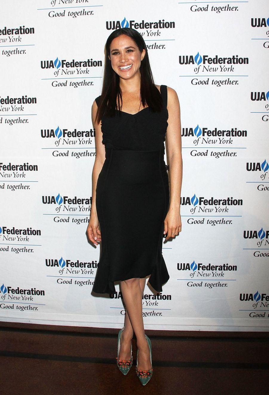 Meghan Markle au gala UJA-Federation New York's Entertainment Division Signature à New York en juin 2015.