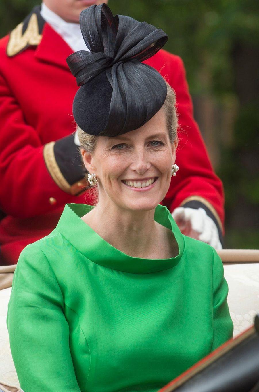 La comtesse Sophie de Wessex, le 15 juin 2015