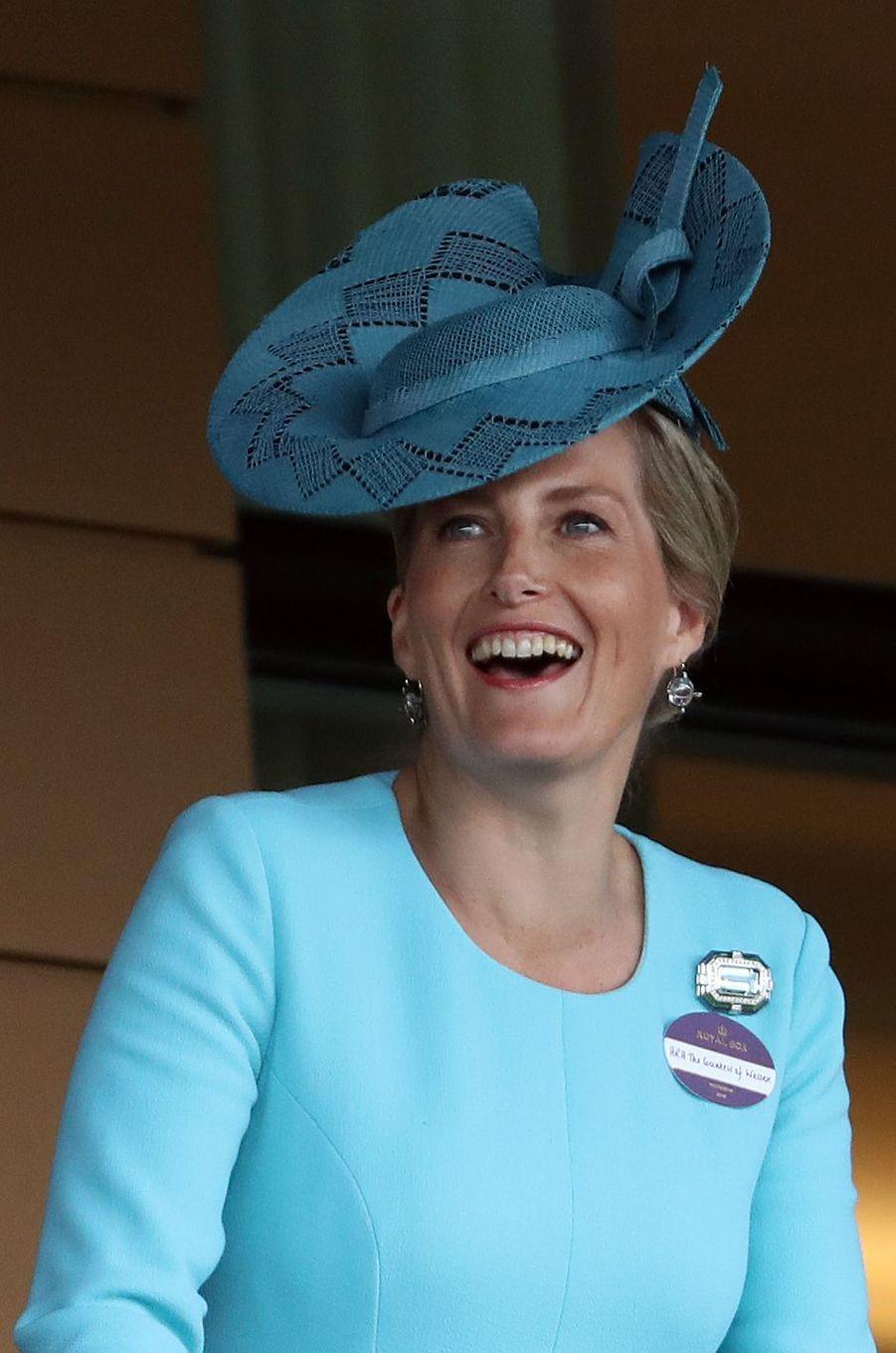 La comtesse Sophie de Wessex, le 15 juin 2016