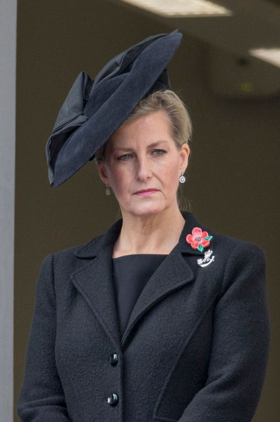 La comtesse Sophie de Wessex, le 11 novembre 2018