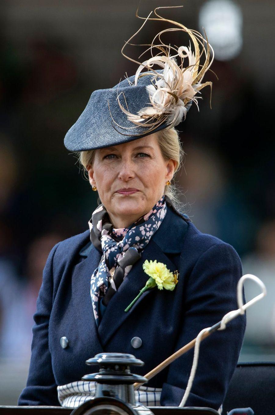 La comtesse Sophie de Wessex, le 12 mai 2019
