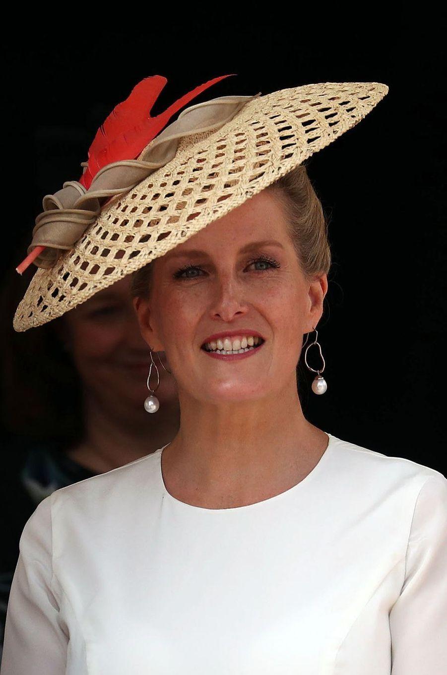 La comtesse Sophie de Wessex, le 16 juin 2019
