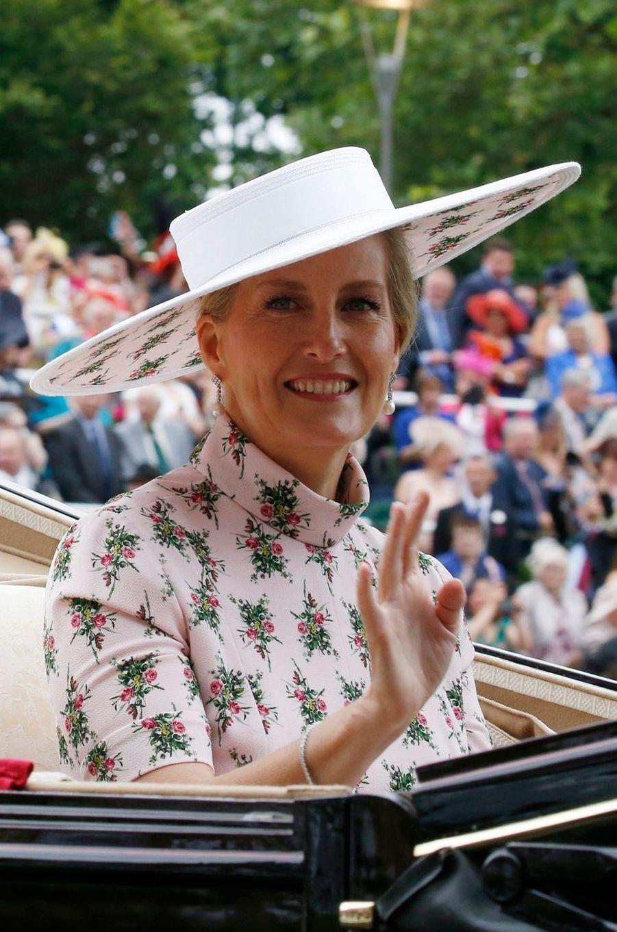 La comtesse Sophie de Wessex, le 18 juin 2019