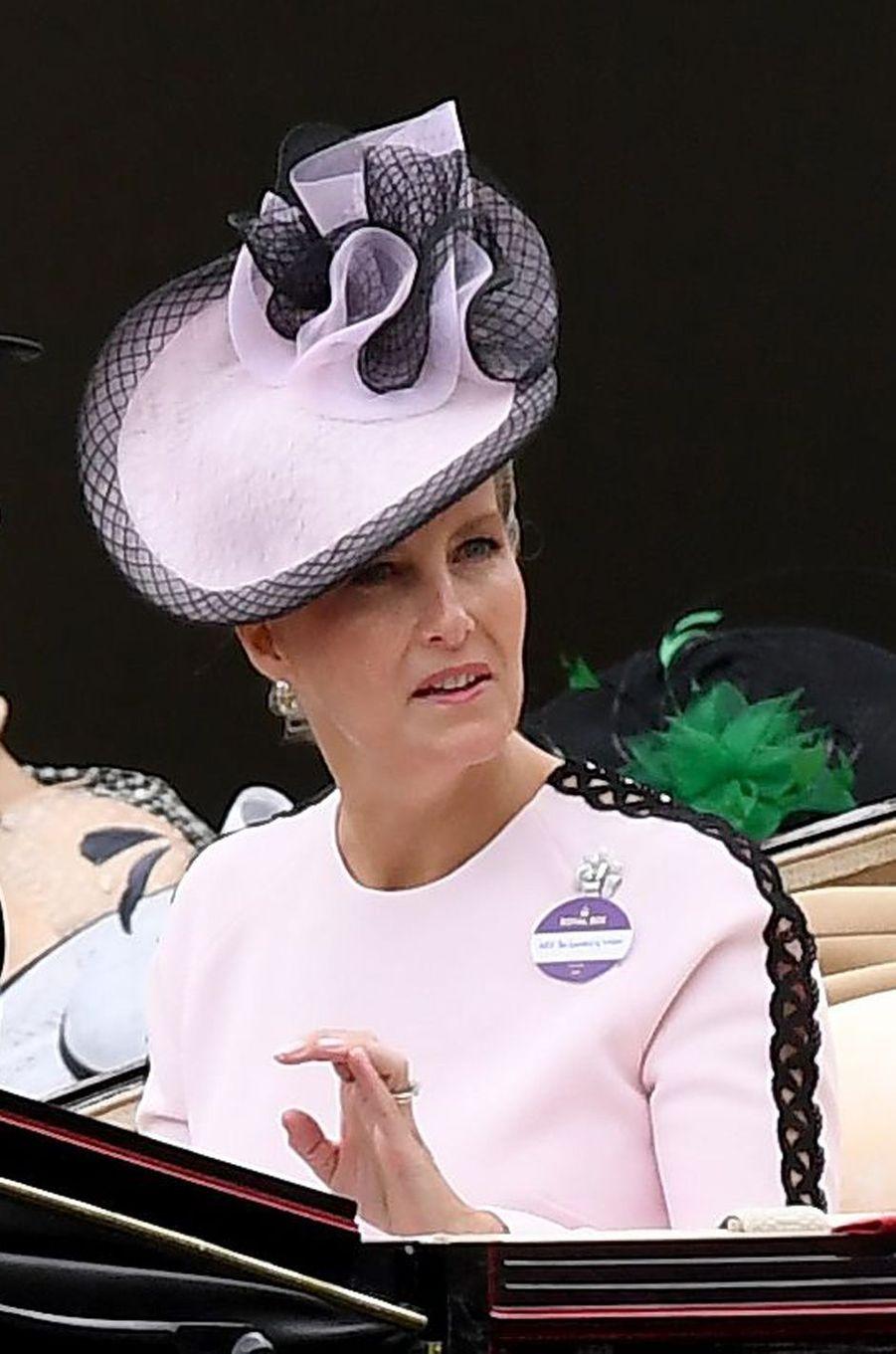 La comtesse Sophie de Wessex, le 19 juin 2018