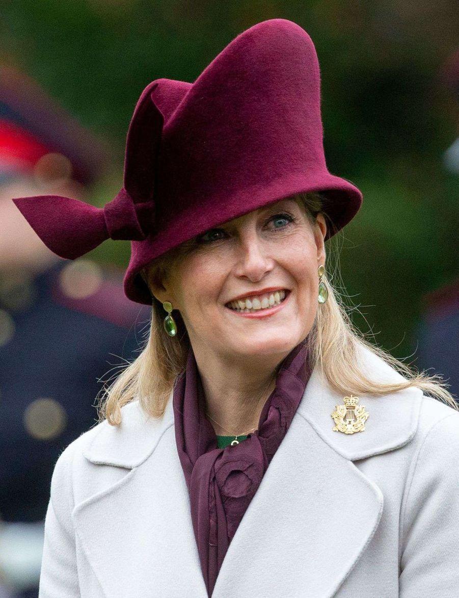 La comtesse Sophie de Wessex, le 10 décembre 2020