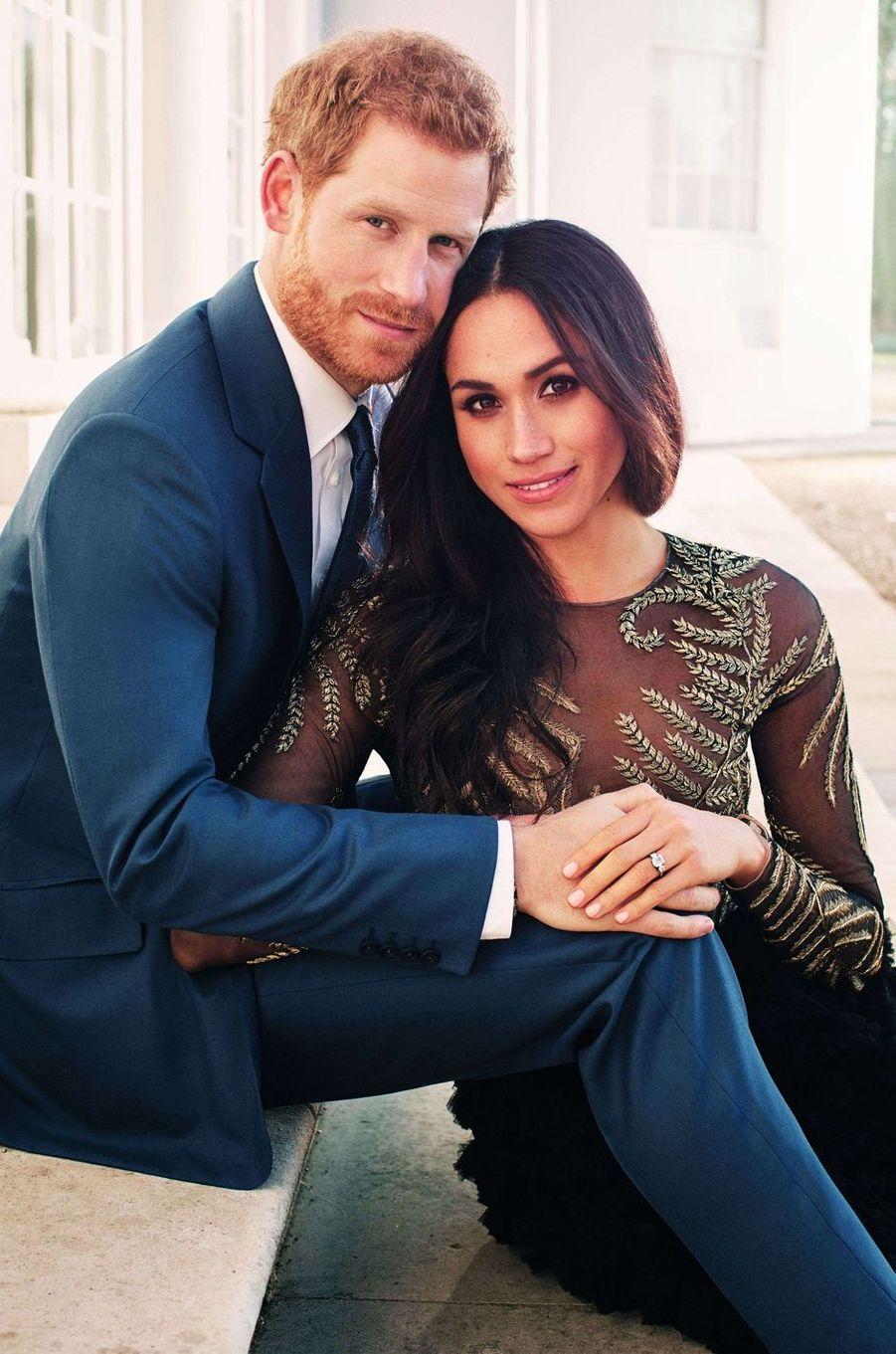 Le mariage du prince Harry et de Meghan Markle aura lieu à la chapelle St George du château de Windsor, le 19 mai 2018
