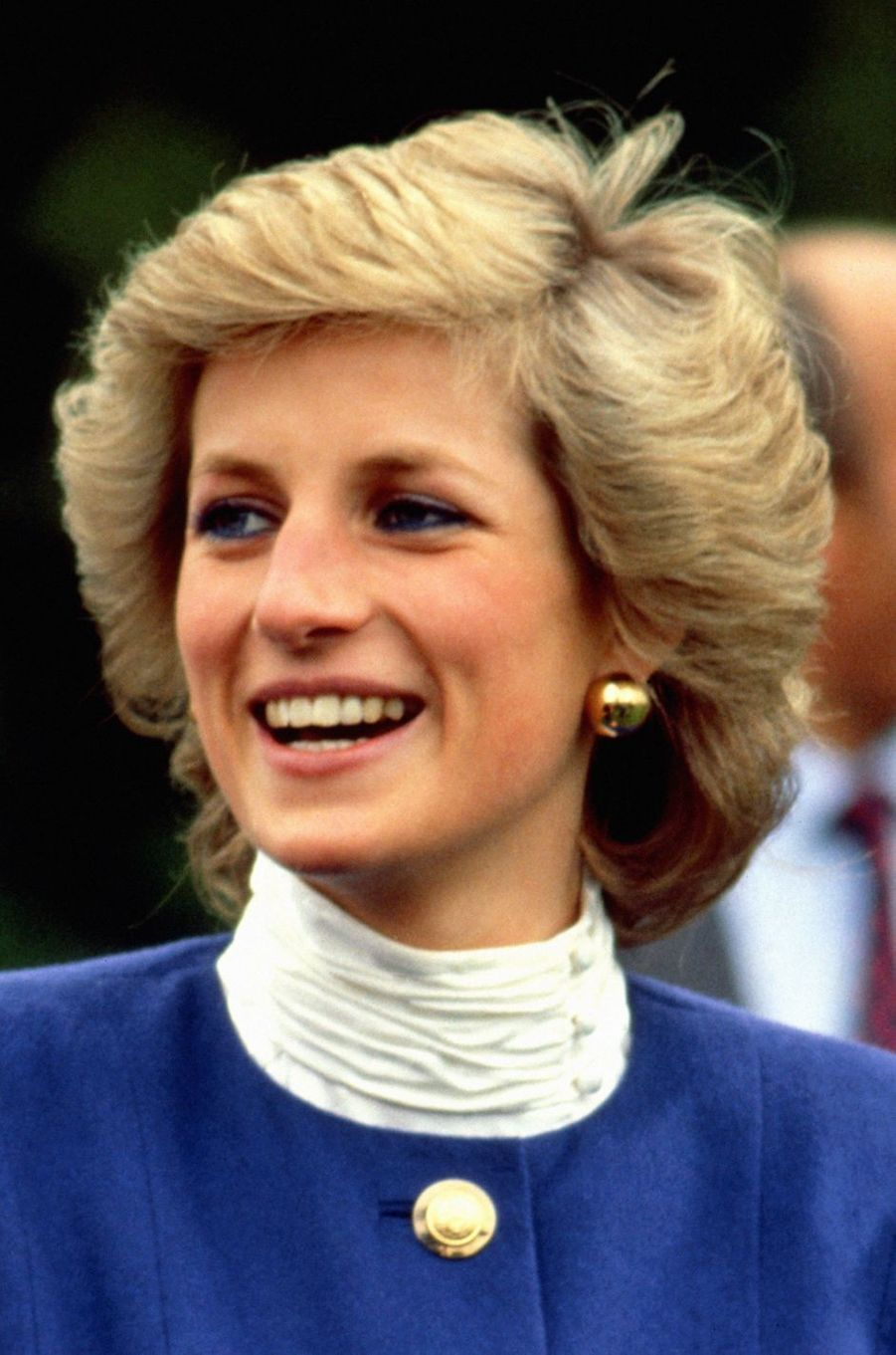 Lady Diana le 1er avril 1989