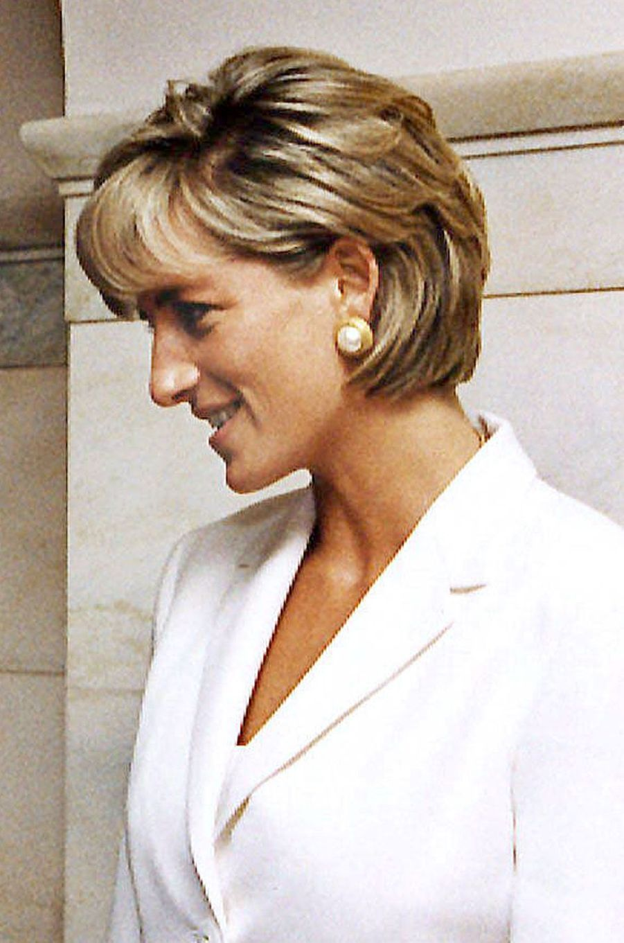 Lady Diana le 18 juin 1997