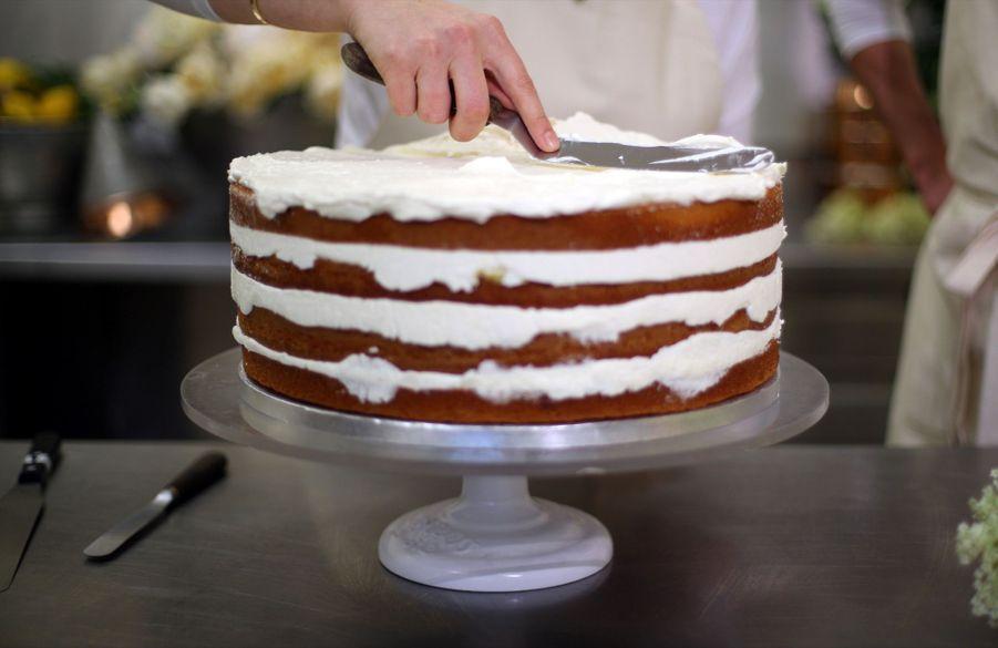 Le Gâteau De Mariage De Meghan Et Harry Dévoilé Par Sa Pâtissière ( 5