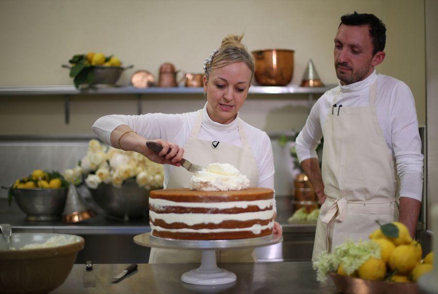 Le Gâteau De Mariage De Meghan Et Harry Dévoilé Par Sa Pâtissière ( 6